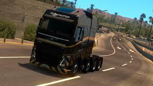 american volvo trucks ats volvo fh16 trucks v3 1 1 28 x american truck simulator