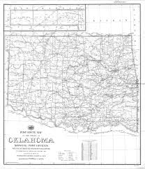 Oklahoma City Map Doug Dawgz Blog Okc Street Map History