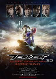 Tekken: Blood Vengeance (2011)