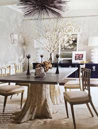 Dining Room Table Pictures Omfg That Table Tree Trunks U2026 Pinteres U2026