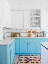 Brands Of Kitchen Cabinets by Top 25 Best Blue Cabinets Ideas On Pinterest Blue Kitchen