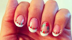 36 wonderful christmas nail art designs diy cute easy snowflake