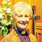 WELCOME: The Reverend Canon Anne Wentzel will be installed as the Dean of ... - 1021829