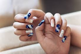 Eyelash Extensions Near Me Eyelash Extensions And Gel Nail Extensions With Nail Art In Bounce