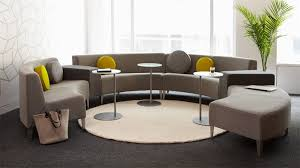 Office Furniture For Reception Area by Circa Modular Seating For Reception Area Await Table Coalesse
