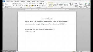 What a Bibliography Page Looks Like Writing the Research Paper