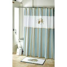nautical shower curtains and bath accessories u2014 all home ideas and