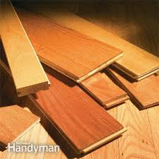 what does it cost to install hardwood floors wood floor installation the family handyman