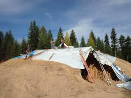 Berm Homes by Psp Earth Sheltered Building Wofati And Earth Berm Forum At Permies