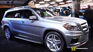 2015 mercedes benz gl class gl350 bluetec exterior and interior
