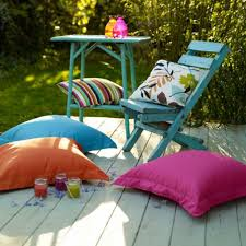 Attractive Colorful Outdoor Benches Creative Of Colorful Patio - Colorful patio furniture