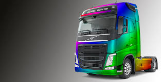 volvo freight trucks volvo fh u2013 colour your cab