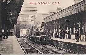 Mildmay Park railway station