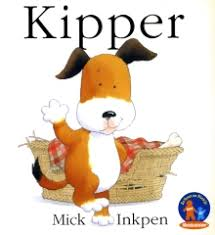 kipper the dog, mick inkpen