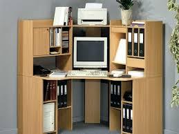Desk With File Cabinet Ikea by Desk Corner Desk With Hutch And File Cabinet Wood Corner Desk