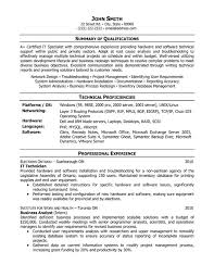 Inventory Specialist Resume Sample by Top It Resume Templates U0026 Samples