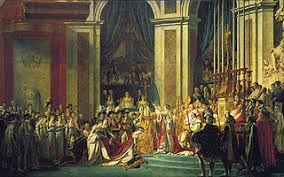 Coronation of Napolean