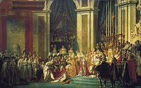 Coronation of Napolean