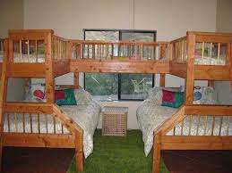 Wood Bunk Beds Plans by Best 25 Triple Bunk Beds Ideas On Pinterest Triple Bunk 3 Bunk