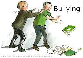 Bullying, que es?, como detectarlo?, que se debe hacer.