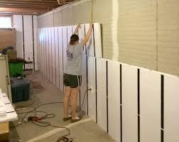 Basement Improvement Ideas by Drywall Basement Walls Blogbyemy Com