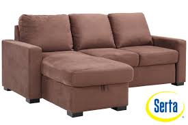 Chaise Lounge With Sofa Bed by Sofas Center Metro Chaise Sofa Withge Brown American Signature