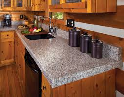 remarkable pine unfinished rustic kitchen cabinets with granite