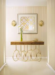 Brass Home Decor by How To Give Your Home Decor A Modern American Glamour
