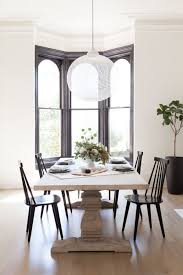 Rustic Modern Dining Room Tables by 85 Best Dining Rooms Images On Pinterest Dining Room Fiddle