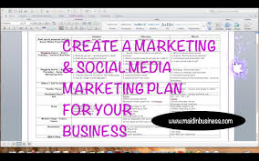 Plan Social Media by Social Media U0026 Marketing Planning For Your Cleaning Business Youtube