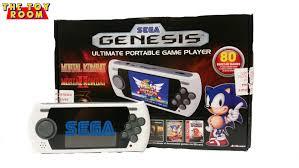 best black friday deals on video games 2017 sega genesis portable handheld unboxing review u0026 demo black