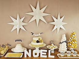 how to make christmas paper star decorations hgtv
