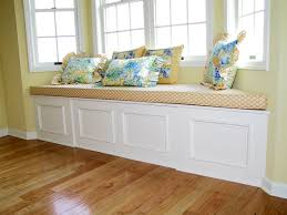 living room stunning window bench seat cushion ideas with blue