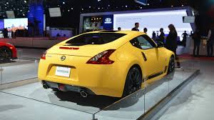 nissan 370z used india nissan 370z heritage edition is new york u0027s senior