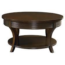 round coffee tables ideas u2014 liberty interior