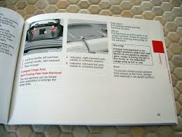 mercedes benz clk 430 owners manual brochure 1999 usa edition new