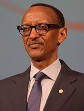 Photograph of Paul Kagame  taken in Busan  South Korea  in      Wikipedia