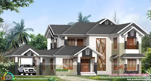 4 bedroom modern villa in 2600 sq ft kerala home design and