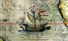 Google Maps Spain by Victoria The Sole Ship Of Magellan U0027s Fleet To Complete The