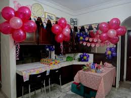 Home Made Decoration by Simple Decoration Ideas For Party Decorating Of Party