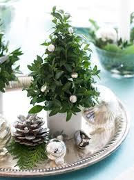 Silver Centerpieces For Table 37 Christmas Centerpiece Ideas Hgtv