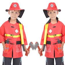 Halloween Costumes Firefighter Popular Firefighter Costumes Buy Cheap Firefighter Costumes Lots