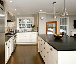 kitchen inspiring countertops for trends including black island