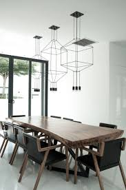 Contemporary Dining Room Sets Best 25 Dining Table Lighting Ideas On Pinterest Dining