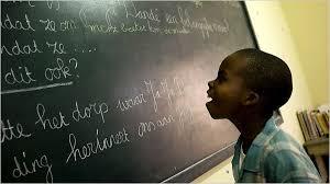 Bouterse gaat het Surinaams onderwijs aanpakken