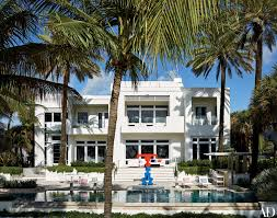 fashion designer tommy hilfiger u0027s vibrant home in miami