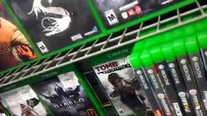 gamestop ps4 black friday buying new games u0026 the xbox one at gamestop black friday youtube