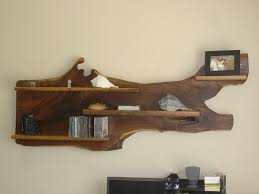 unique wood wall shelves designs for living room area laredoreads