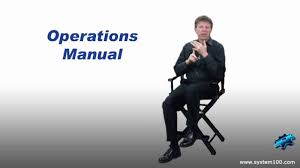 how to create an operations manual youtube