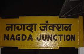 Nagda Junction railway station